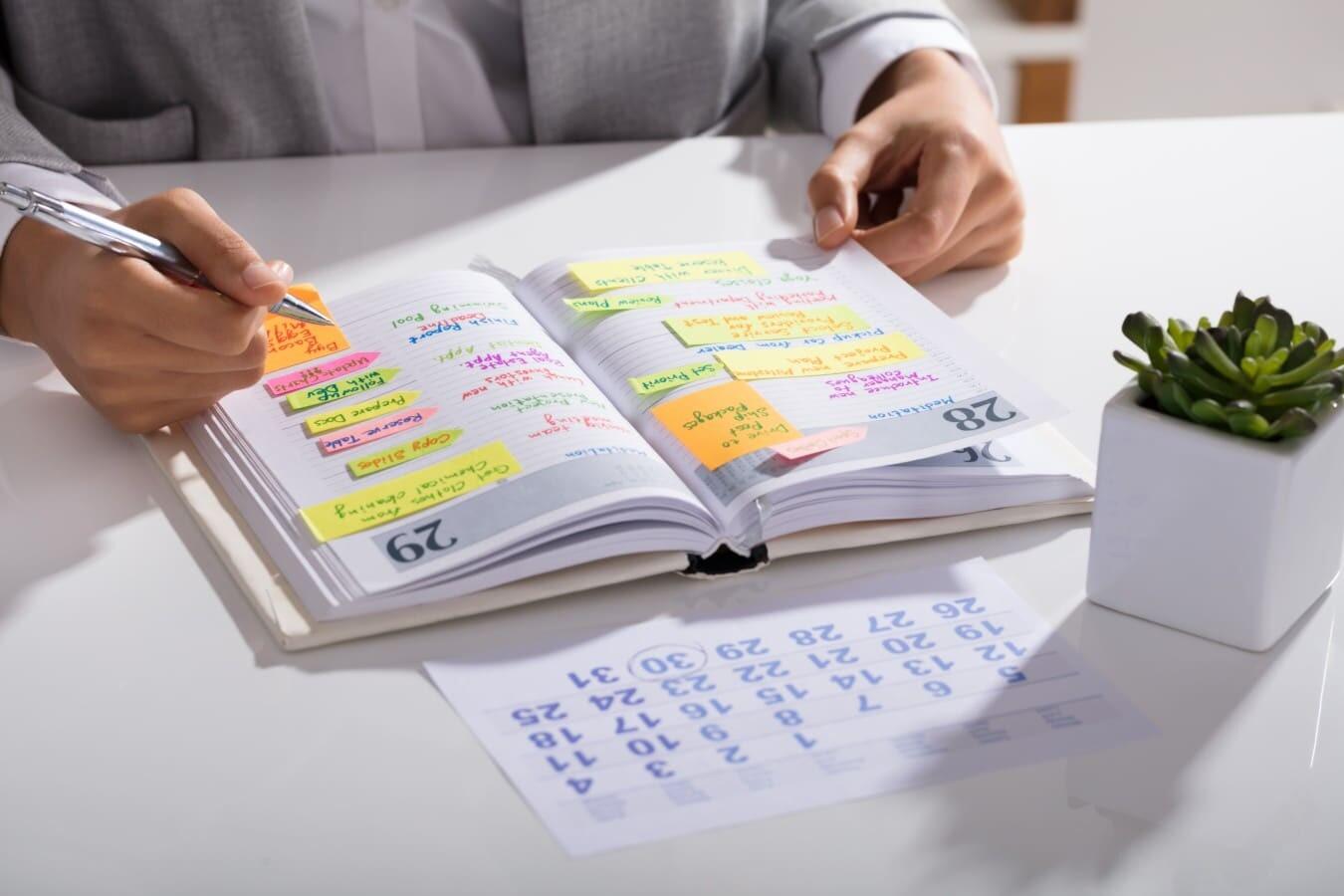 как правильно планировать цели