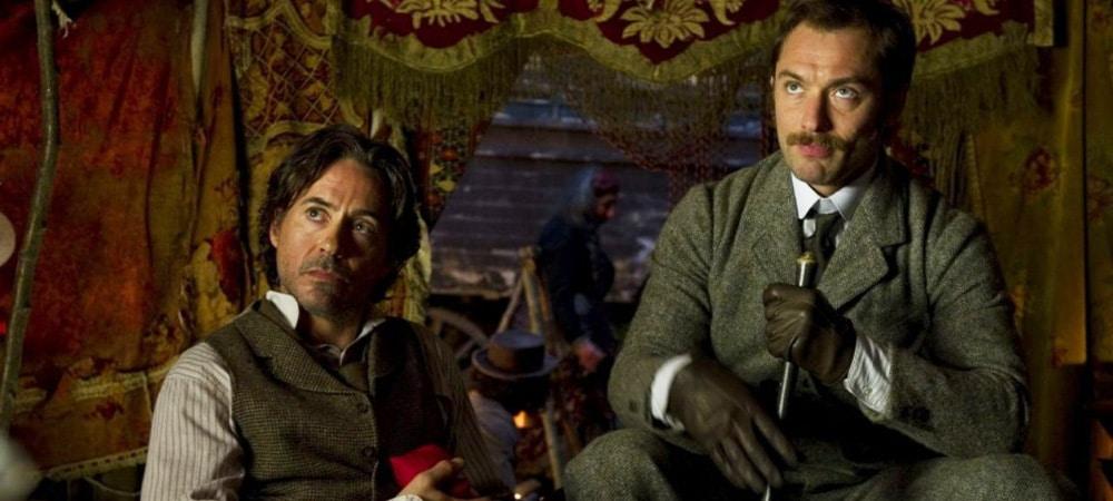 Шерлок Холмс: Игра теней/ Sherlock Holmes: A Game of Shadow