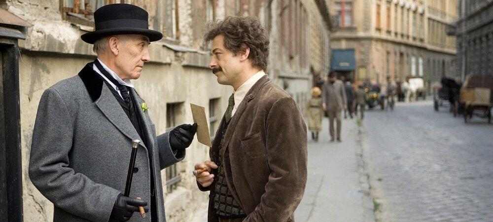 Эйнштейн и Эддингтон/ Einstein and Eddington