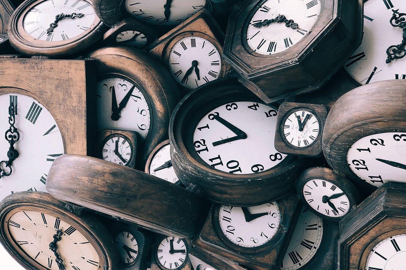 почему время стало идти быстрее