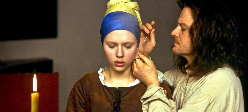 Девушка с жемчужной сережкой/ Girl with a Pearl Earring