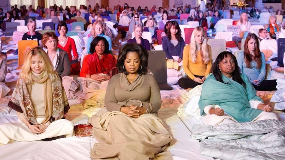 медитация Опра