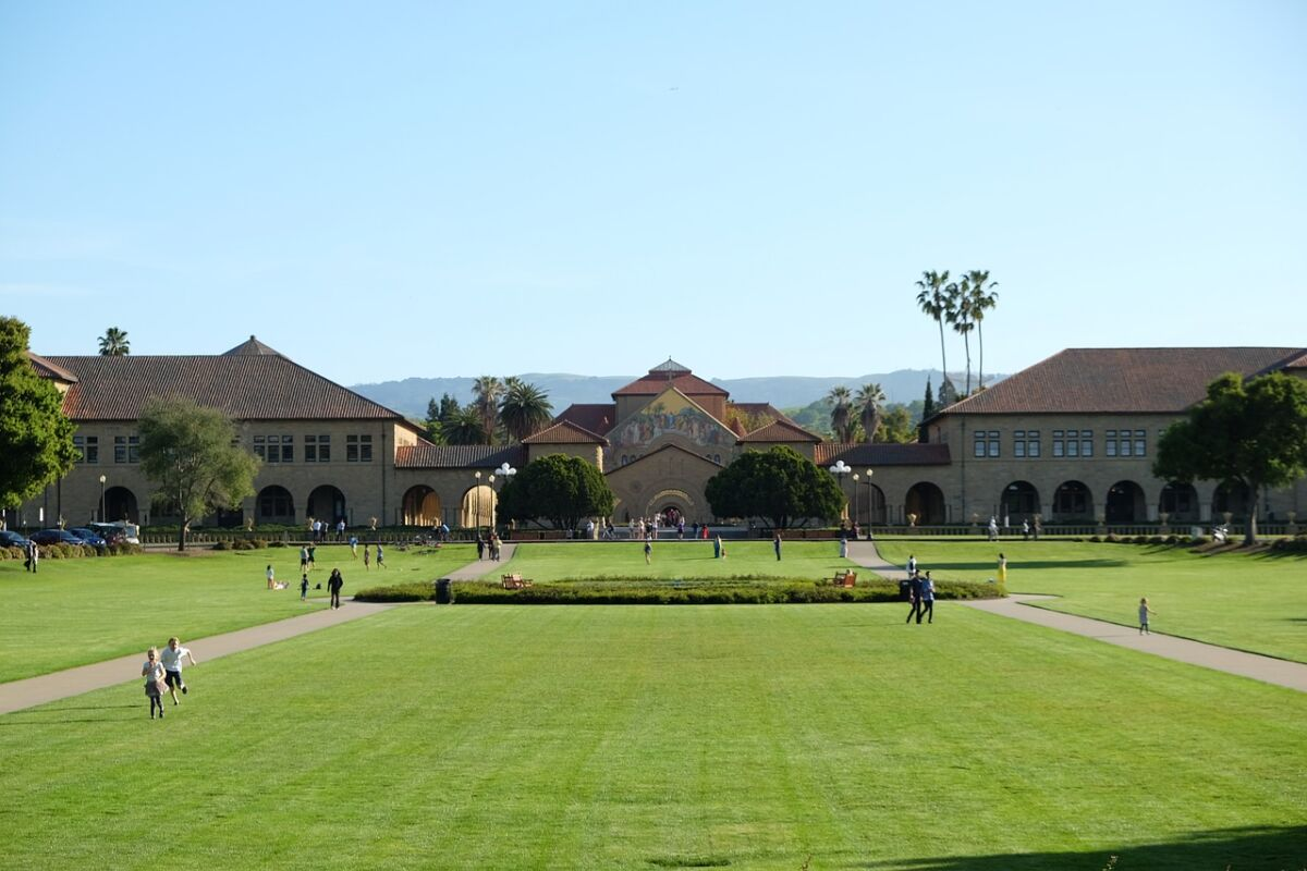 Кремниевая долина: Стэнфордский университет