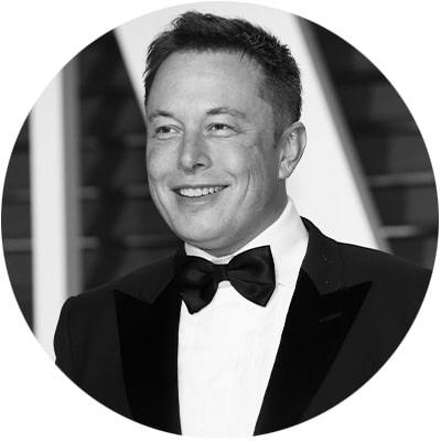 Илон Маск — самые  популярные люди в мире