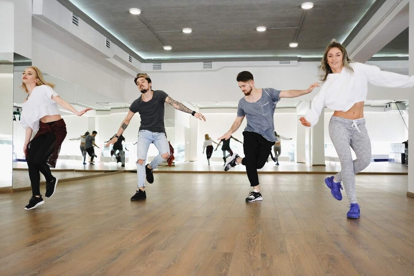 танец и когнитивные способности