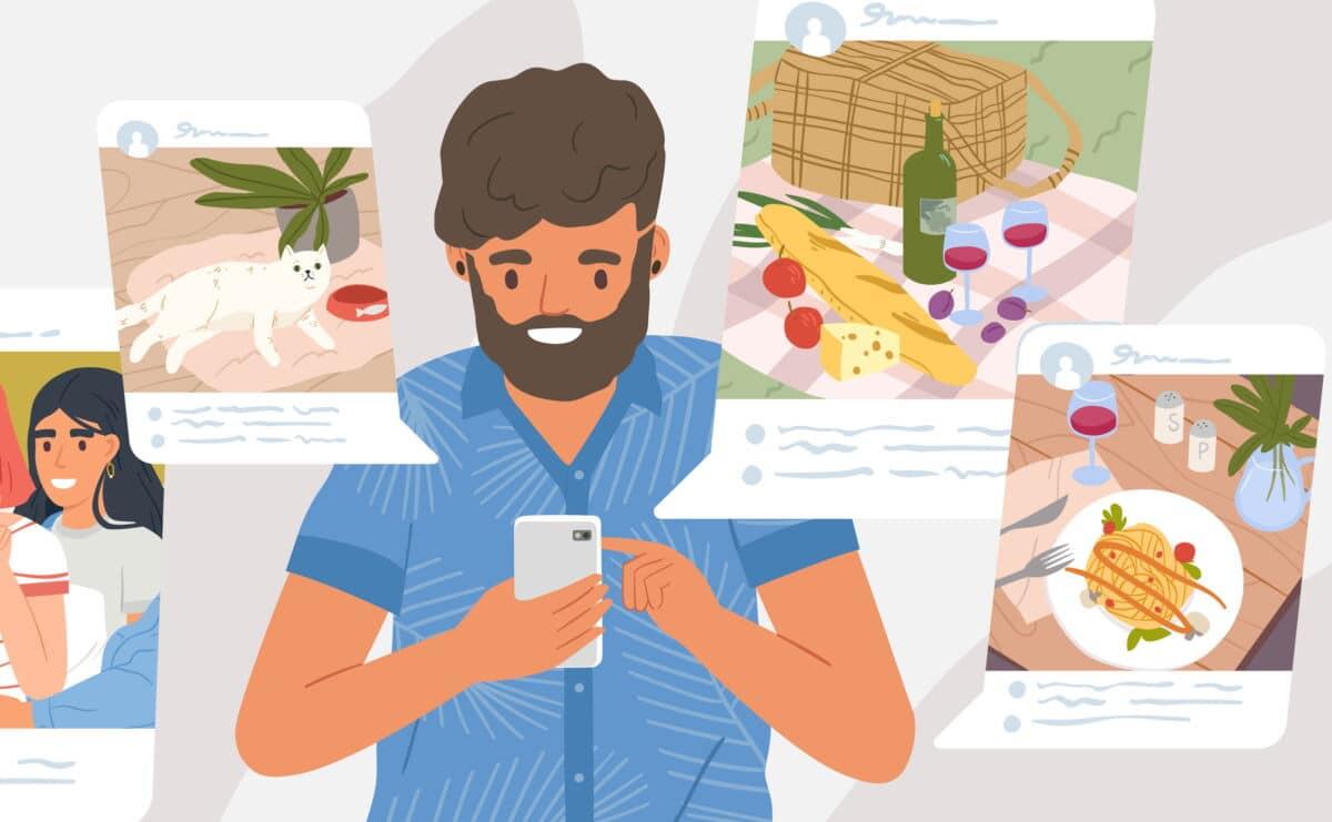 Люди и соцсети
