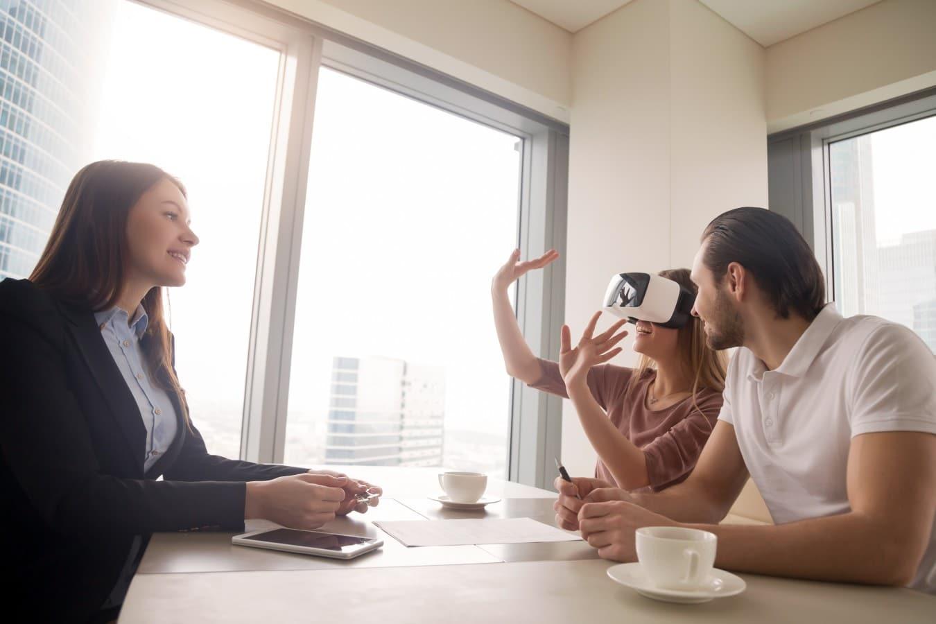 VR-терапия, виртуальная реальность