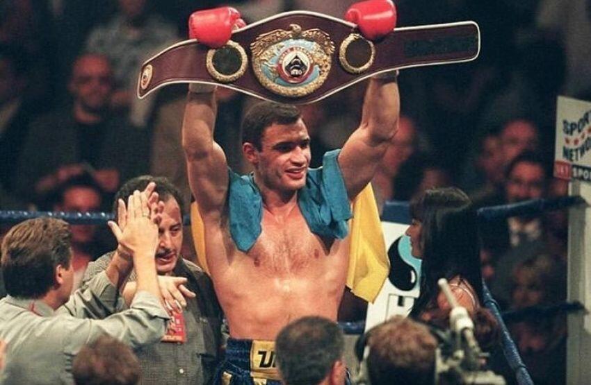 Виталий Кличко чемпион